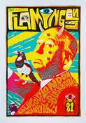Image of The Flaming Lips - London - May21 - Silkscreen Poster