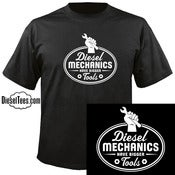 Image of Diesel Mechanics Have Bigger Tools T Shirt