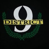 Image of DISTRICT 9 LEAF T SHIRT (IN STOCK)