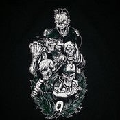 Image of DISTRICT 9 SKULL T SHIRT (IN STOCK)