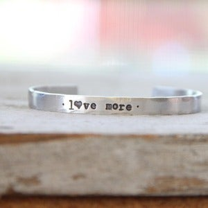 Image of Love More {for Moore!} bracelet