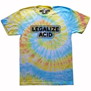 Image of Legalize Acid T-Shirt