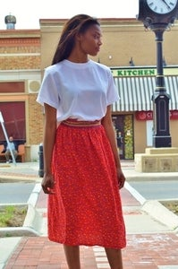 Image of Vintage Maiden Skirt