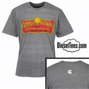 Image of Cummins Vintage Diesel Engine Oil T Shirt