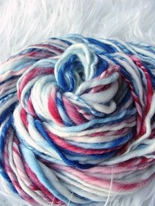 Image of Handspun Superwash Merino - Lil Hero