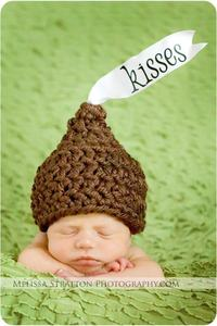 Image of KISSES Beanie
