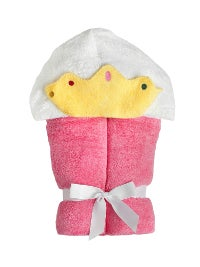 Image of Princess Hooded Towel - Children's Size
