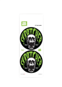 Image of SKRATCH OR DIE LABELS