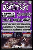 Image of NY DEATHFEST TICKETS