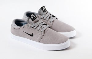 Image of NIKE SB team edition silver