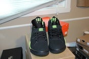 "Image of Nike Air 180 ""Black Volt"""