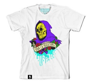 Image of Viva La Skeletor T-shirt