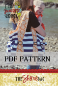 Image of Shore Bag PDF Pattern