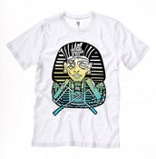Image of Limited PHARAOH White T-Shirt