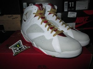 "Image of Air Jordan VII (7) Retro ""Year of the Rabbit"""