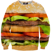 Image of Hamburger sweater