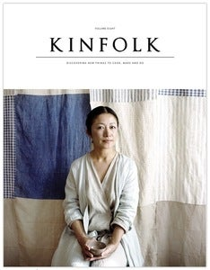 Image of Kinfolk #8 (disponible le 4 juin)