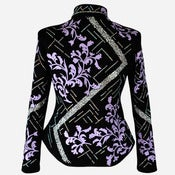Image of Electric Lilac Jacket 1X