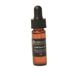 Image of Cold Sore Relief Oil