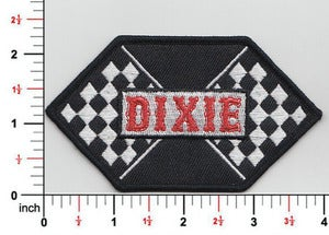 Image of Dixie Racing Flags Patch