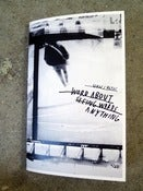 Image of WORD ABOUT SEEING WORDS ANYTHING zine by Sergej Vutuc