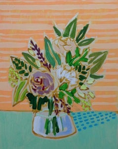 Image of 11x14 Flowers for Lonny