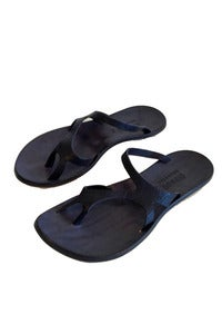 Image of CYDWOQ Jungle Sandal in Black