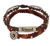 Image of Friend Woven Bracelet