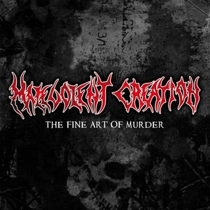 Image of MALEVOLENT CREATION - The Fine Art Of Murder - CD