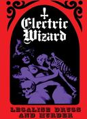 Image of Get the Electric Wizard 'Legalise Drugs and Murder' EP on Cassette Tape!
