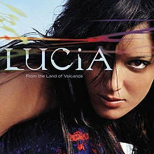 "Image of Lucia - ""From The Land Of Volcanos"" Compact Disc"