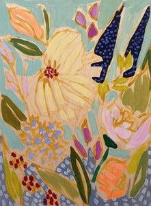 Image of 9x12 Flowers for Janna