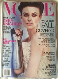Image of Vogue, October 2012