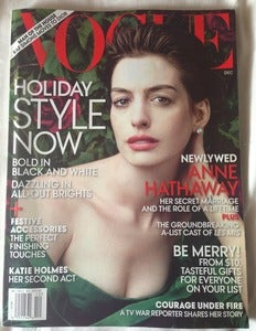Image of Vogue, December 2012