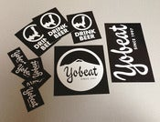 Image of Yobeat / Drink Beer Sticker Pack