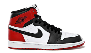 "Image of Air Jordan 1 Retro Hi OG ""Black Toe"""