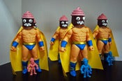 "Image of RAMPAGE x FRENZY ""Super Cupcake Luchador"" - LAST ONE"