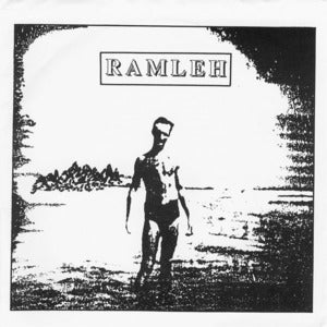 "Image of RAMLEH - 'SLAMMERS' / 'MOBY DICK' (SHOCK 7"", 1991)"