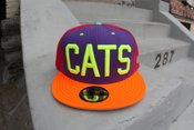 Image of bright cats hat