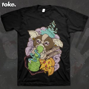Image of Toke - Major Munchies - Tee