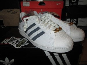 "Image of adidas Superstar 80s ""Run DMC: My adidas"""