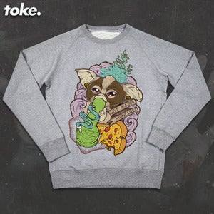 Image of Toke - Major Munchies - Sweater