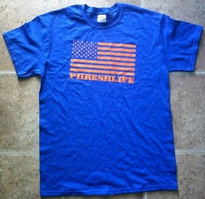 Image of PHRESHLIFE™ of AMERICA Knickerbocker Tee