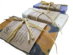 Image of 3 Soap Sampler