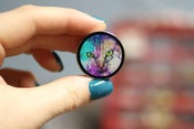 Image of Galaxy Cat Face Plugs