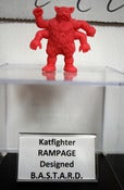Image of B.A.S.T.A.R.D. x RAMPAGE Exclusive Release!  CATFIGHTER!