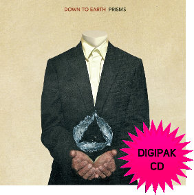 Image of DOWN TO EARTH - Prisms (CD album)