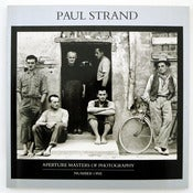 Image of Paul Strand: Aperture Masters of Photography