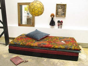 Image of Bohemian sofa