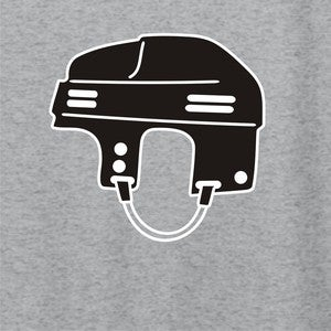 Image of Hockey bucket shirt